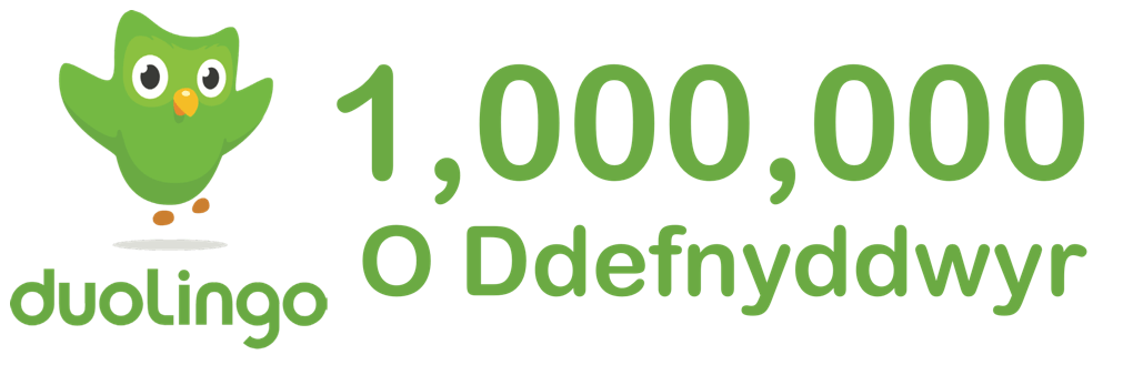 Duolingo- Celebrating 1 million users