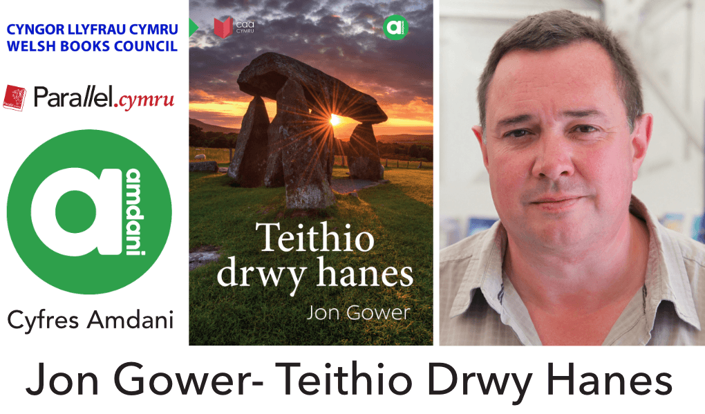 Jon Gower- Teithio Drwy Hanes