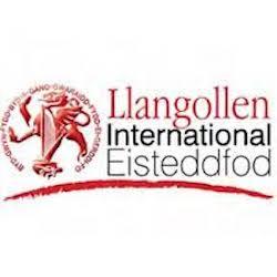 Llangollen International Eisteddfod logo