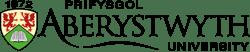 Prifysgol Aberystwyth logo
