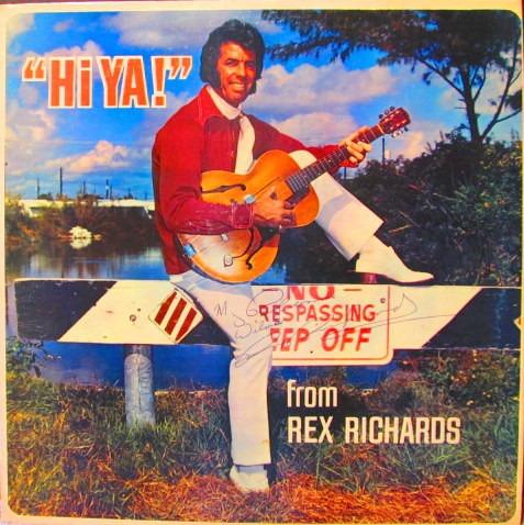 "Rex Richards ""Hiya"""