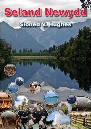 Sioned Vaughan Hughes Gwledydd y Byd Selend Newydd