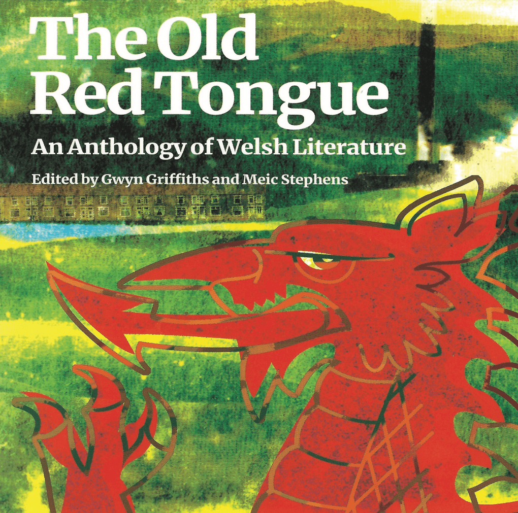 The Old Red Tongue book cover