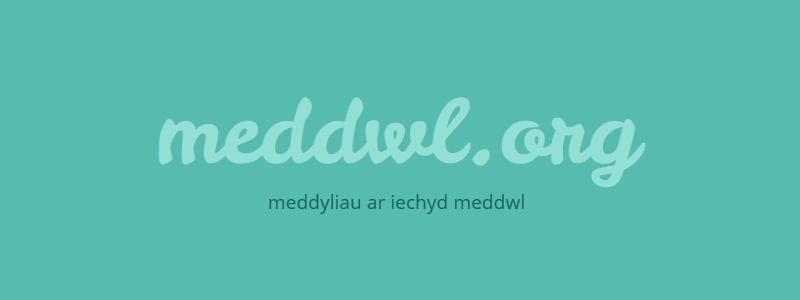 meddwl.org logo