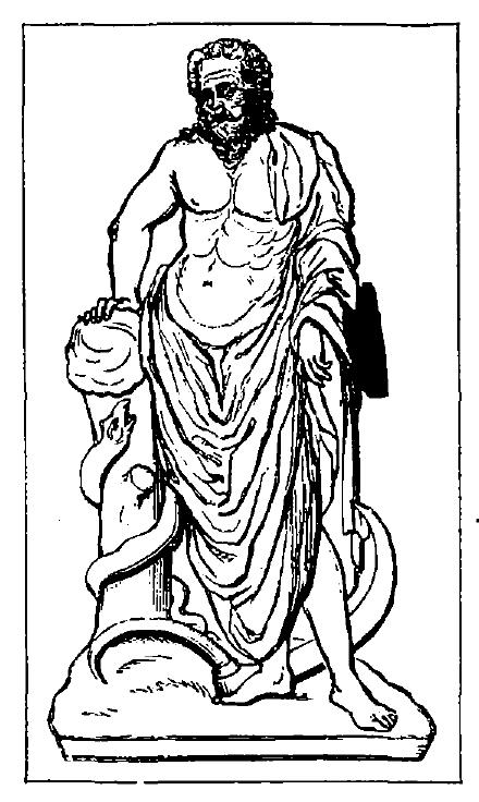 Greek Mythology: SECOND DYNASTY – CRONUS (Saturn).