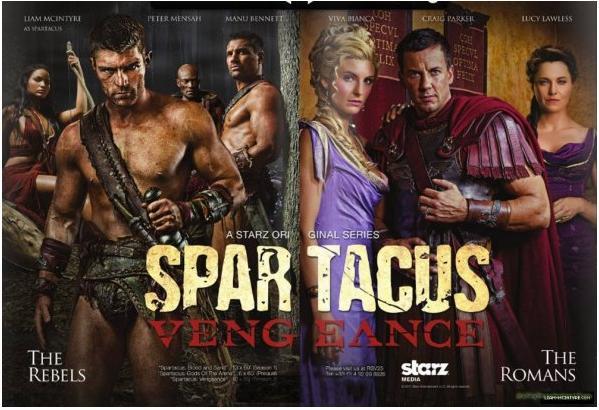 Spartacus Vengeance Capitulo 10 online