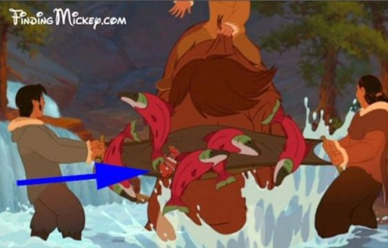 secretos de disney