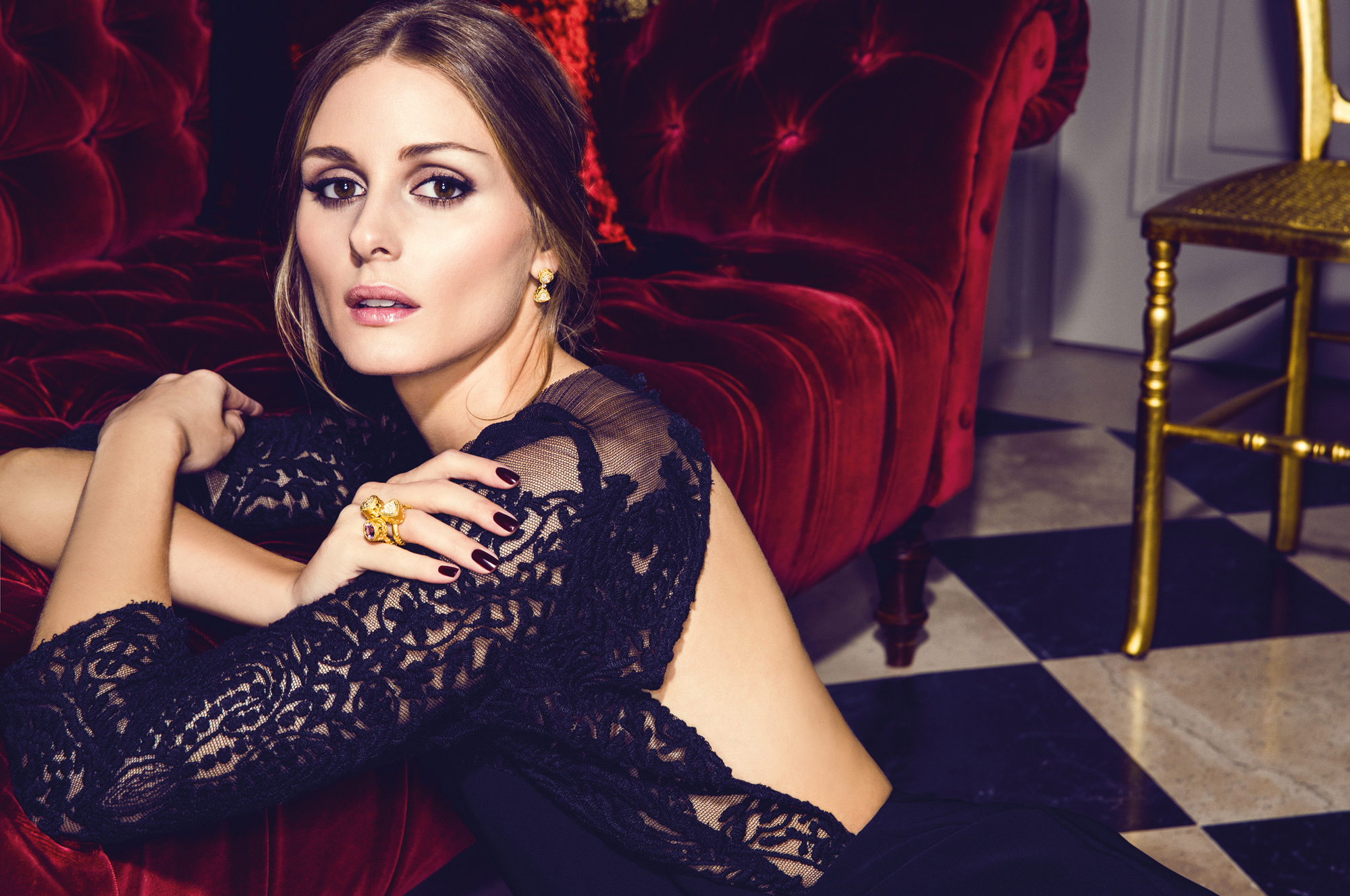 Olivia-Palermo-Wallpapers