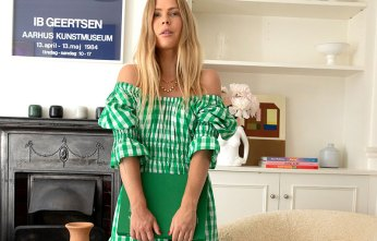 Green-Gingham-Dress-Front-hold