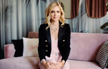 Chiara Ferragni shot for the FT by Jonathan Frantini