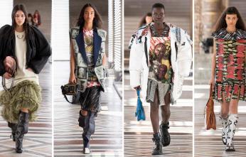 Louis Vuitton AW21 hero