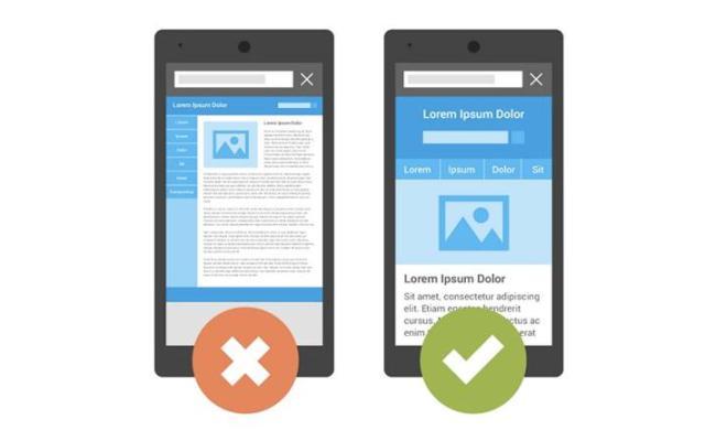 Είναι το site σας mobile friendly;
