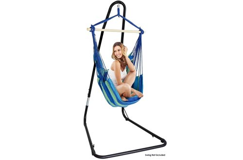 chair stands on cover rental fort wayne top 10 best hammock reviews in 2019 paramatan sorbus stand for hanging chairs swings loungers