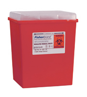Sharps Container, 2 Gallon