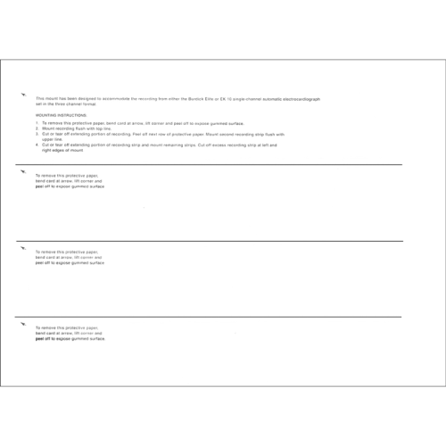 ECG-Mount-for-Burdick-EK-100-Kenz-103-&-108,-100pk