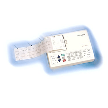 Schiller AT-1 Three Channel ECG Machine
