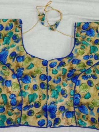 Banglori Silk Readymade Blouse