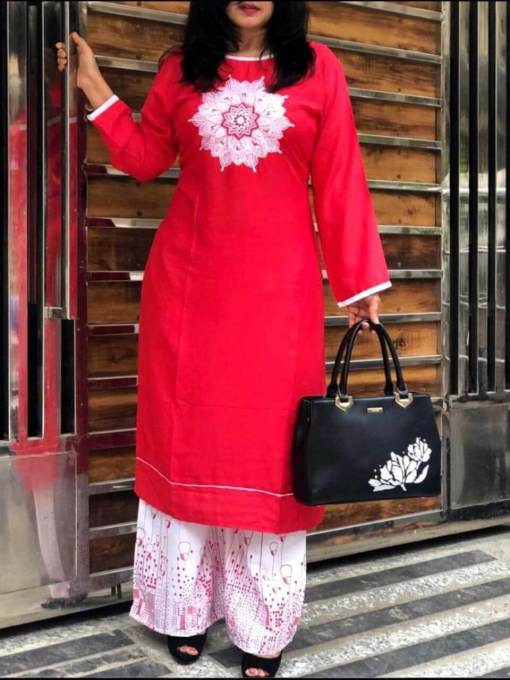 Rayon Dress Material Suit