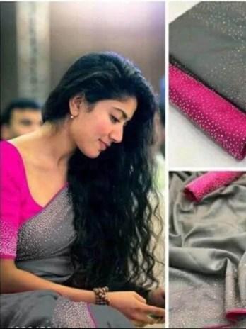 Soft Zoya Silk Saree