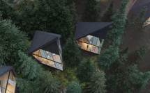 Tree Houses Peter Pichler Architecture Parametric