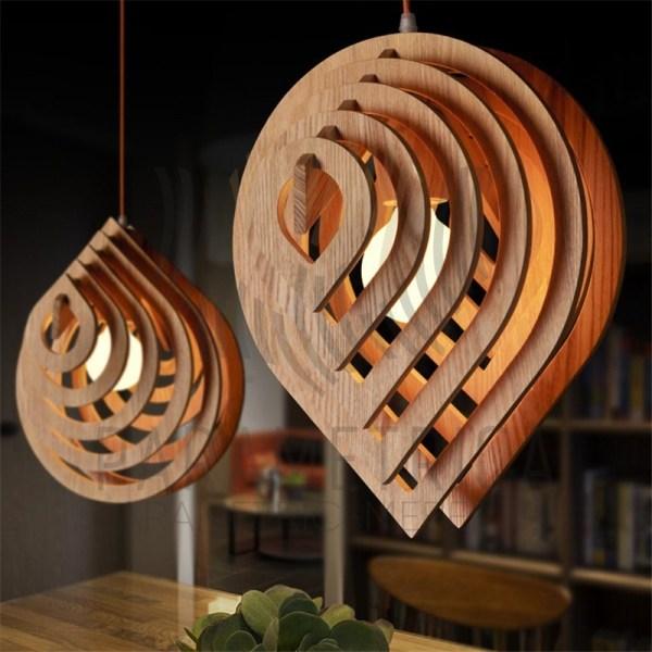 Каплевидный светильник