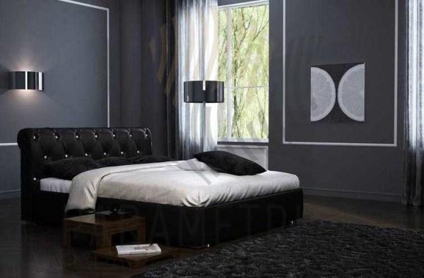 """Двуспальная кровать """"Леон"""""""