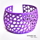 designed, 3d printed and photograped by parametric | art