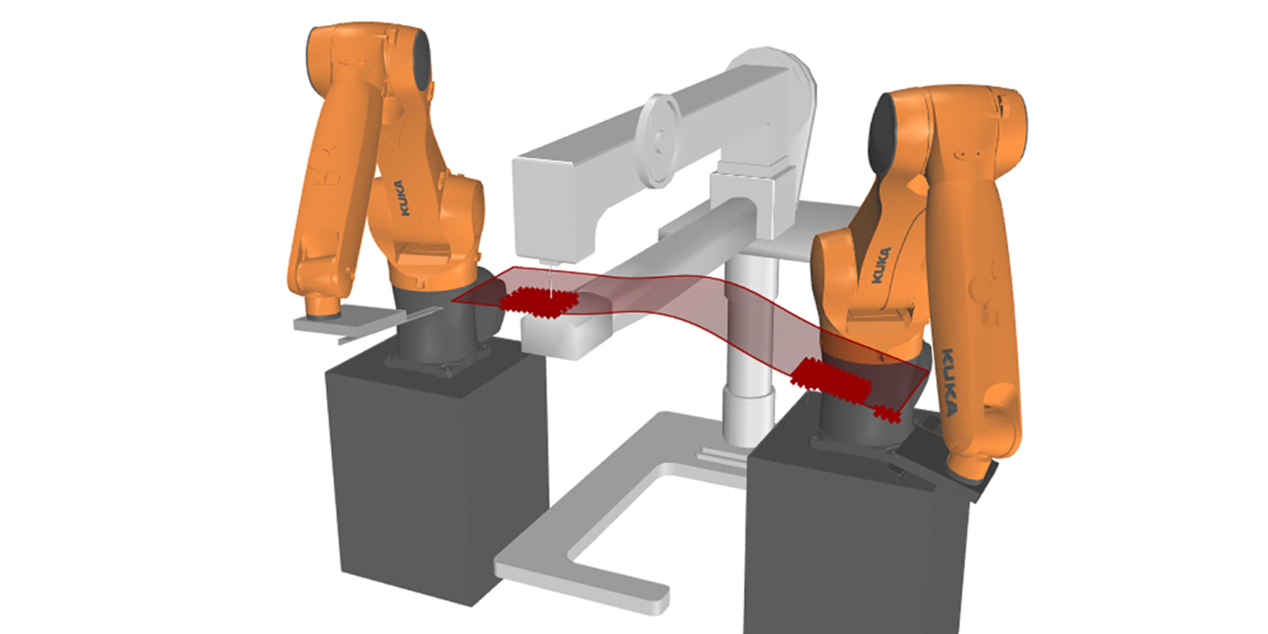 Kuka Robotic Fabrication