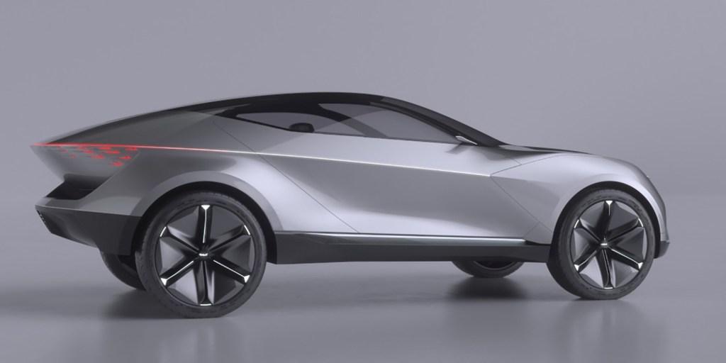 Kia Futuron concept car