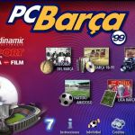 Jugar al PC Barça 99 con Power ISO 7.6 + Crack