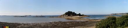 Panorama Ìle Stérec