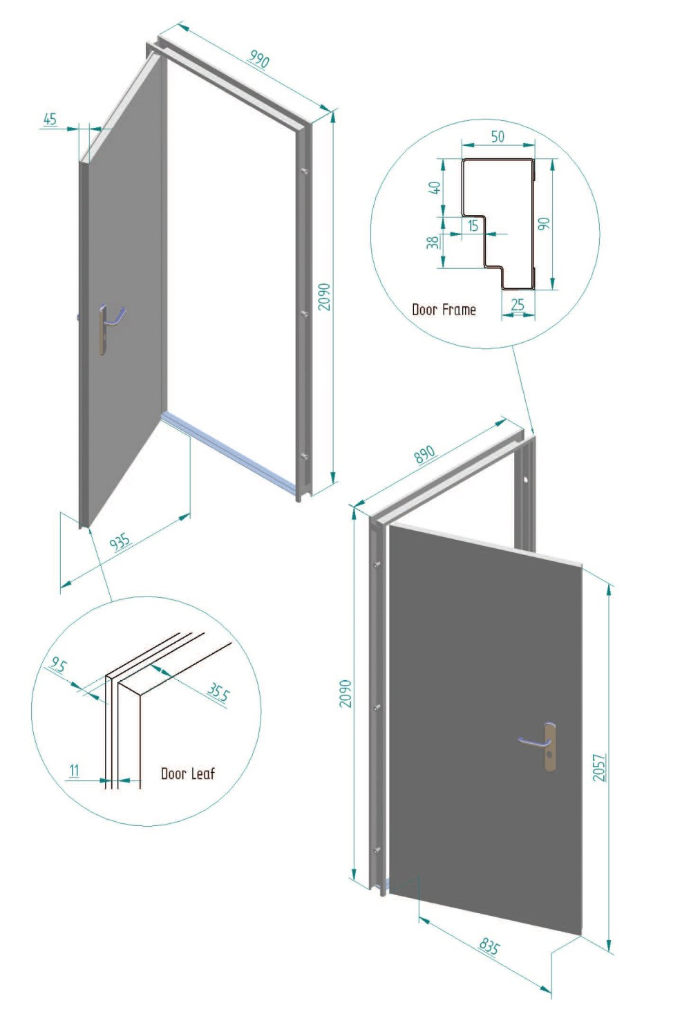 medium resolution of fire and security door dimensions installation instructions for fire and security doors