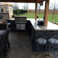 Outdoor Kitchens Kitchen Table For Small Space Burlington Property Maintenance An