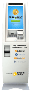cryto-currency ATMs