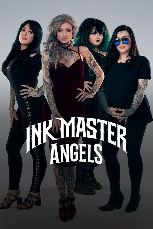 Ink Master Angels Paramount Network