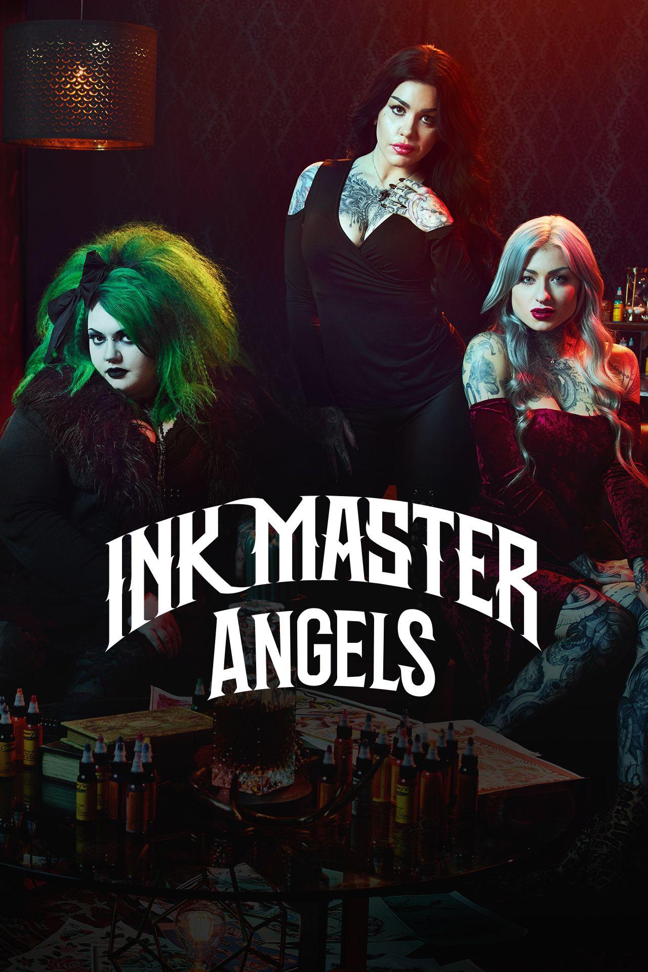 ink master season 2 cast
