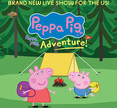 Peppa Pig Live Peppa Pig S Adventure 9 11 19 The Paramount 370