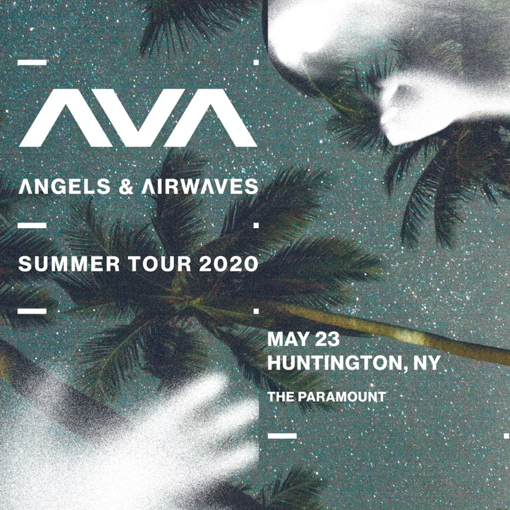"Angels & Airwaves ""Summer Tour 2020"""
