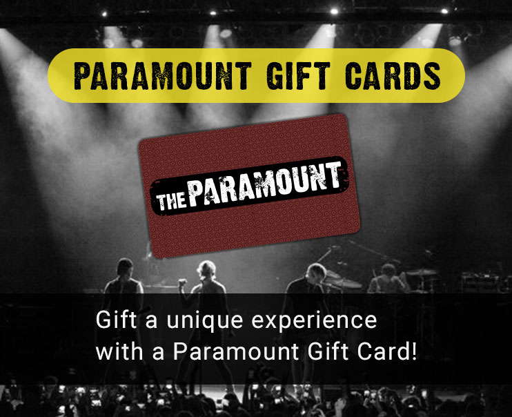 Paramount Gift Cards