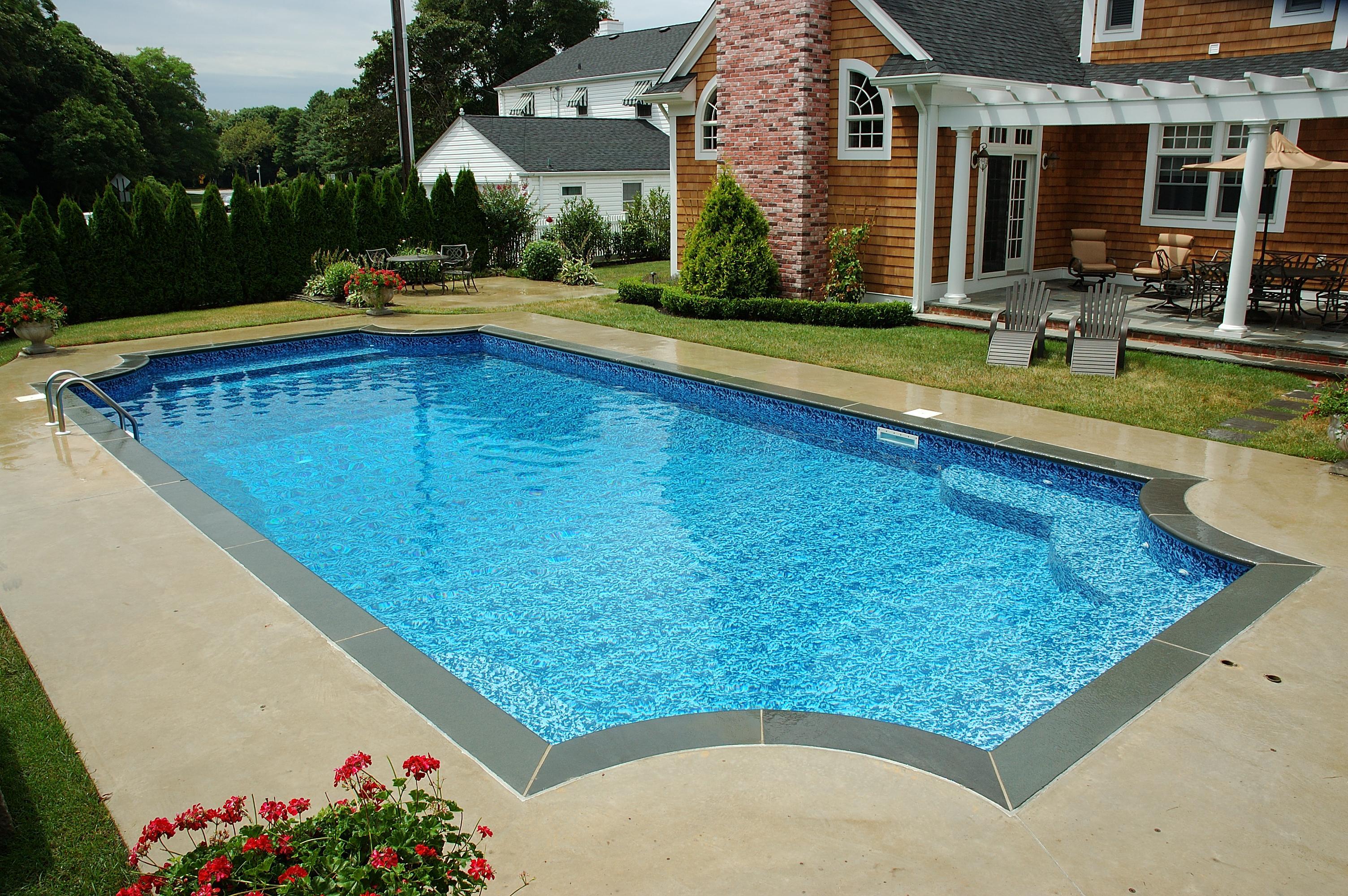 Kafko Ingorund Pools Paramount Pools Kentucky Pool Builders