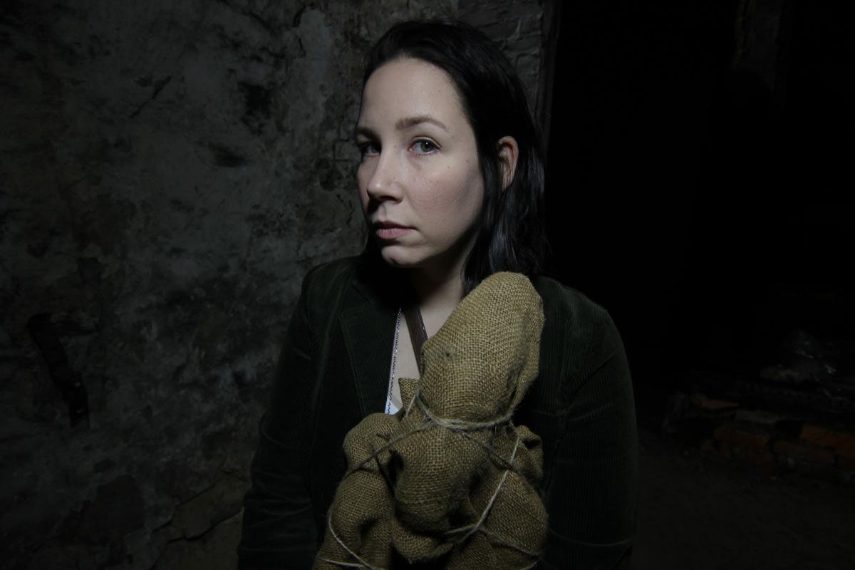Dana Newkirk and the haunted Idol of Nightmares