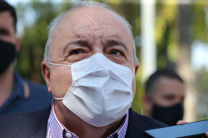 Greca reeleito prefeito Curitiba primeiro turno, 2020.