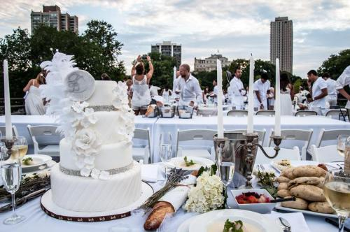 Diner en Blanc 2014 Chicago photo Ronald Leon Hale HD04