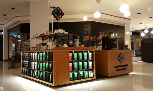Moncloa Tea Boutique - quiosque