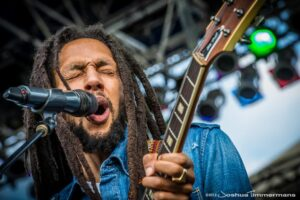 JULIAN MARLEY opened for Sublime with Rome at the Horseshoe Casino in Cincinnati.