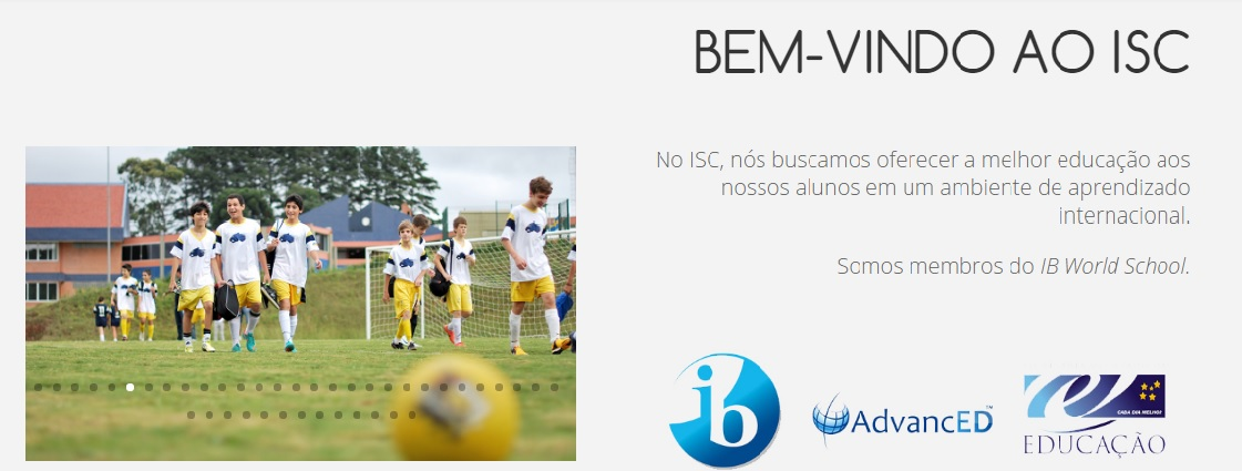International School of Curitiba inaugura novo site