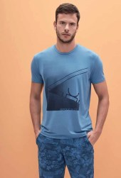 M.POLLO - T-shirt no tom Little Boy Blue (1)