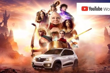 Campanha do Renault Kwid Outsider é a grande vencedora do YouTube Works 2020