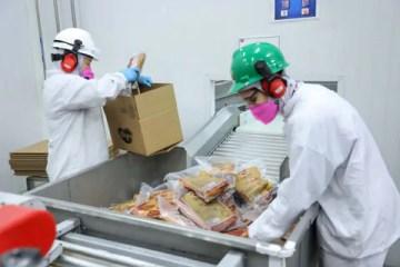 Exportação de carne suína foi uma das soluções encontradas pelas indústrias para manter os rendimentos Créditos: José Fernando Ogura/ AEN