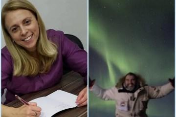 Professora lança livro sobre a Aurora Boreal para incentivar o estudo de fenômenos da natureza